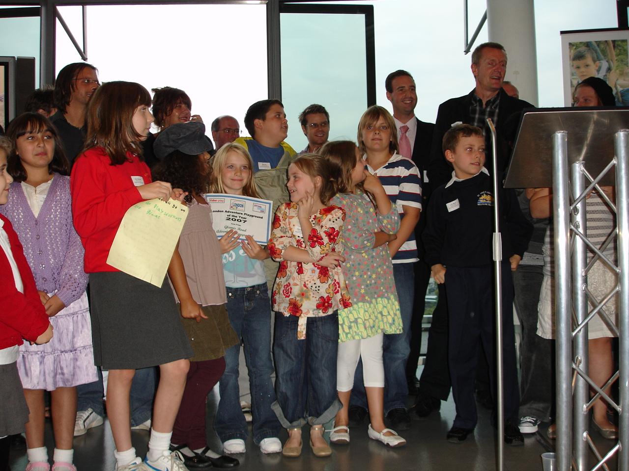 Glamis 2007 Winners